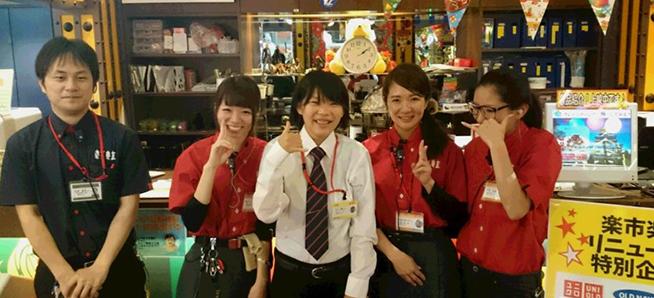 湘南藤沢店の常連の皆様と素敵なすたっっふぅーー(古)ご紹介