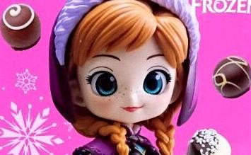 【プライズ情報】アナと雪の女王「アナ」各店舗で稼働中です!
