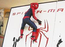 楽市楽座210久留米店21周年記念限定イベント「スパイダークライミング」開催!