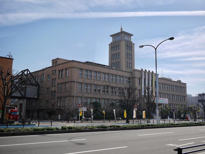 大牟田市役所の画像