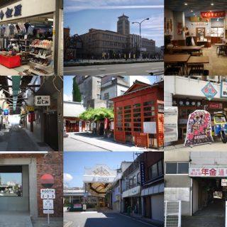 第13回 楽市楽座熊大牟田店周辺を探訪