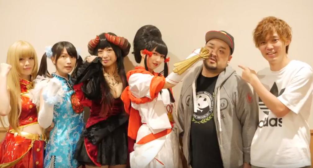 【鉄拳王への道 season2】第4話 鉄拳女子部の皆さん、はじめまして!