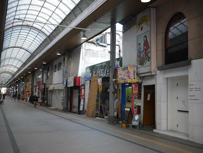文化ストリート