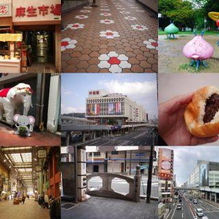 第17回 楽市楽座黒崎店周辺を探訪
