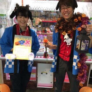 10月31日「ハロウィン」は京都桂川店へ集まれ〜!!