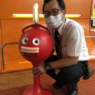 次は9月5日からイオンモール熊本に設置です!