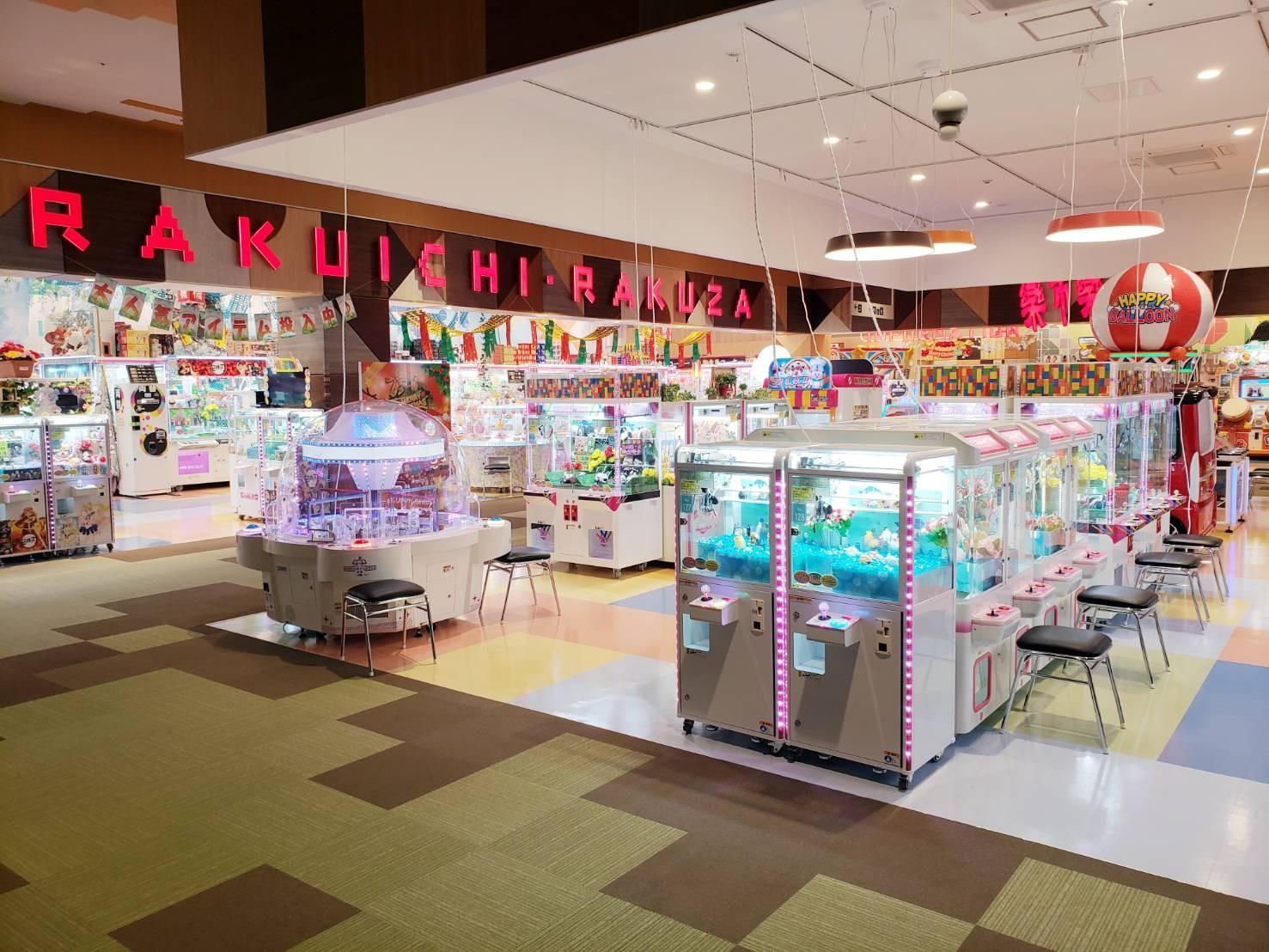 楽市楽座させぼ五番街店が11月19日(木)よりリニューアルオープンしました!