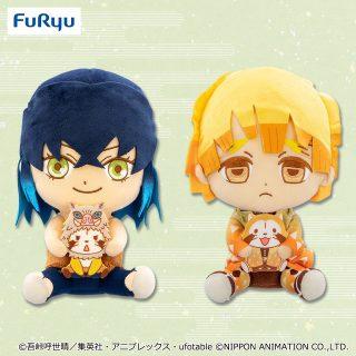 鬼滅の刃×ラスカルコラボBIGぬいぐるみVol.2
