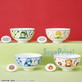 鬼滅の刃 PM茶碗箸置きセット(数量限定)