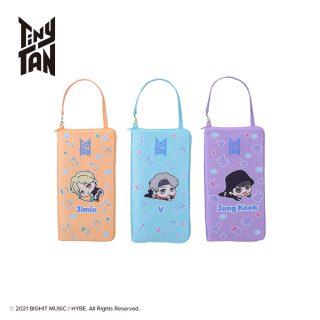 "TinyTAN Dreaming Boys EXマルチポーチ""Jimin&V&Jung Kook"" [プライズ情報]"
